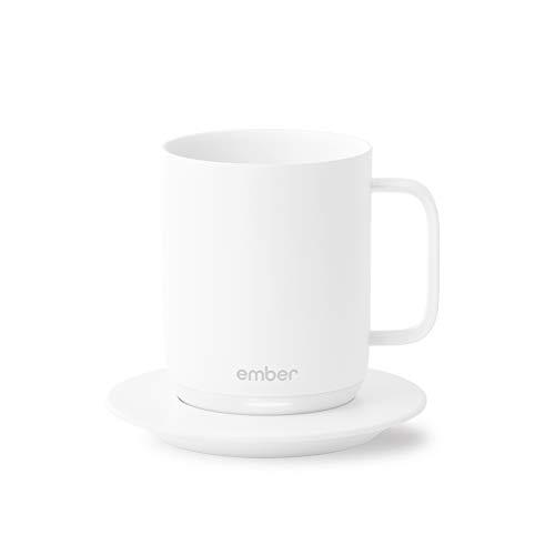 Ember Keramik Tasse Temperaturkontrolle weiß matt