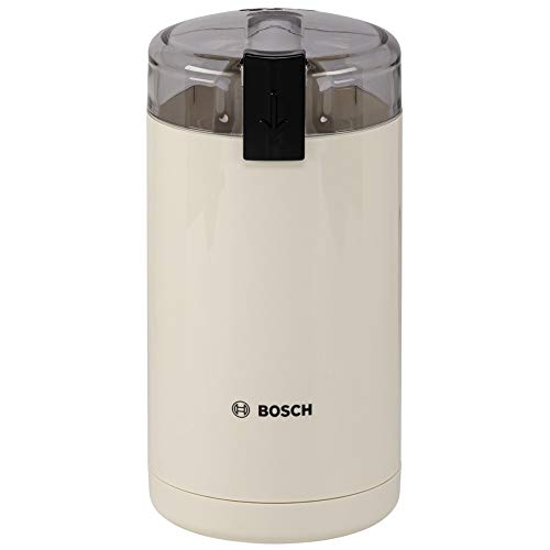 Bosch Hausgeräte TSM6A017C Kaffeemühle, Kunststoff, Creme