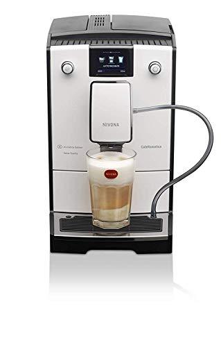 Nivona NICR CafeRomatica 779 Kaffeevollautomat, verschiedene Materialien, 2.2 liters, Weiß