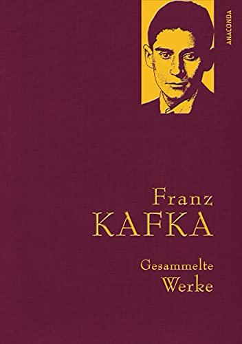 Kafka,F.,Gesammelte Werke (Anaconda Gesammelte Werke, Band 15)