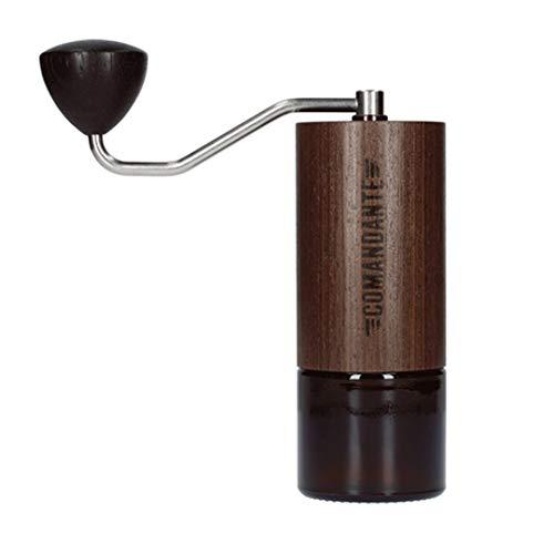 Comandante Kaffeemühle, Glas