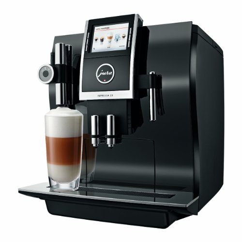 Jura Z9 TFT Piano Black Aroma Kaffeevollautomat