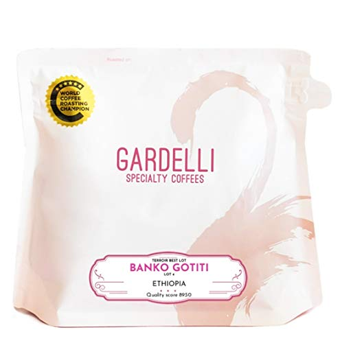 Gardelli 'BANKO GOTITI, LOT 4' - Äthiopien 250 gr ganze Bohne - Specialty Coffee