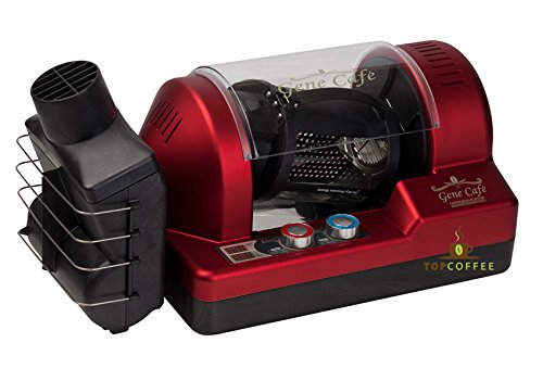 Gene Cafe Kaffeeröster CBR-101 - Red