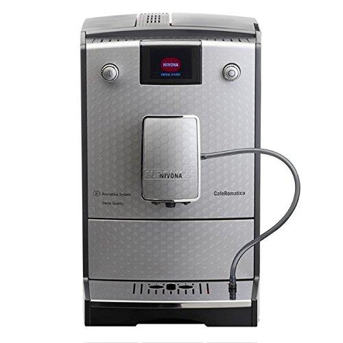 NIVONA CafeRomatica 768 Dimension Silver
