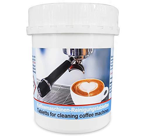 45er Pack Reinigungstabletten für Kaffeevollautomaten Espressomaschinen Kaffeemaschine Kompatibel mit sämtlichen Marken