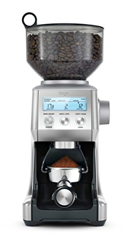 Sage Appliances SCG820 Kaffeemühle, Gebürsteter Edelstahl