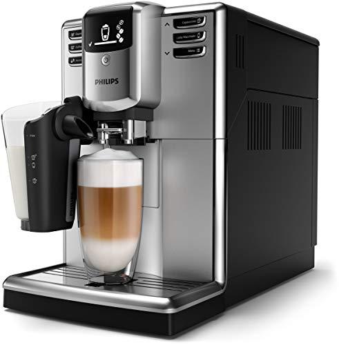 Philips EP5333/10 5000 Series-Kaffeemaschine, 1,8 l, Kaffeebohne, Schwarz, 1,8 l