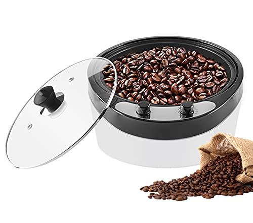 YUCHENGTECH Elektrische Kaffee Röster Maschine 800g Elektrischer kaffeeröster Kaffeebohnenröster Haushalt 0-240 ℃ Temperatur einstellbar 220V