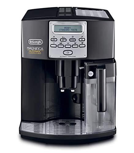 De'Longhi ESAM 3550 Kaffee-Vollautomat Magnifica (1,8L, 15 bar, integriertes Milchsystem) schwarz