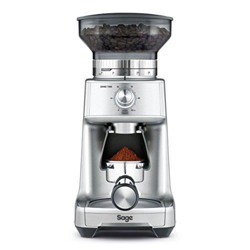 Sage Appliances SCG600 the Dose Control, Kaffeemühle, Silber