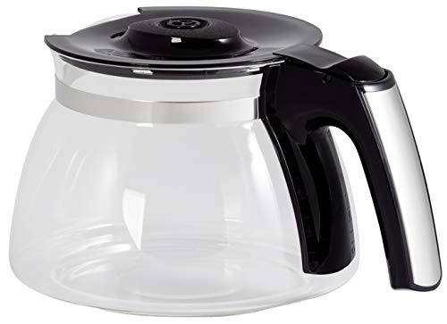 Melitta Enjoy Top Glas kanne, schwarz