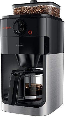 Philips HD7765/00 Kaffeemaschine Grind und Brew, integriertes Mahl- und Brühsystem