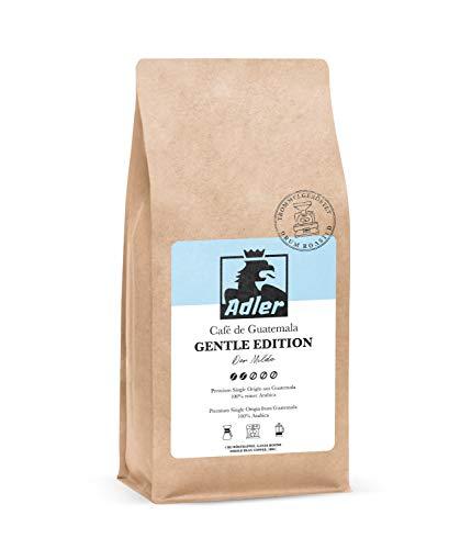 Adler Kaffee Gentle Edition- Premium Single Origin Kaffee-Bohnen aus 100% Arabica aus Guatemala - Für Siebträger und Vollautomat (1000)