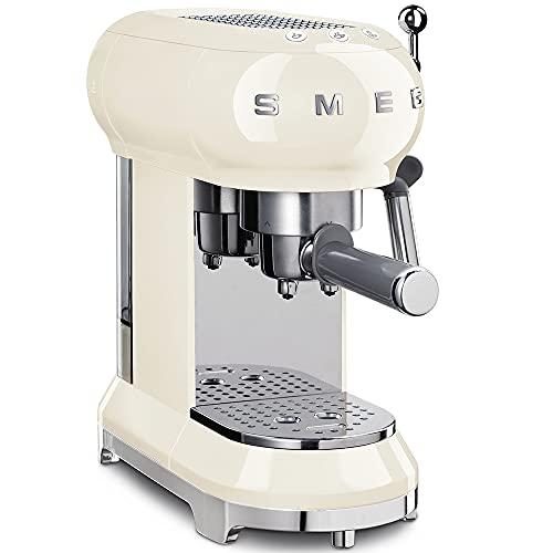 Smeg ECF01CREU Siebträger Espresso-/Kaffemaschine