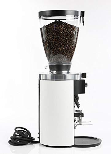 Mahlkönig E65S in weiß Espressomühle für Kaffeebohnen, Kaffeemühle