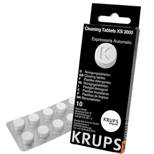 Krups XS 3000 Reinigungstabletten für Espresseria Automatic