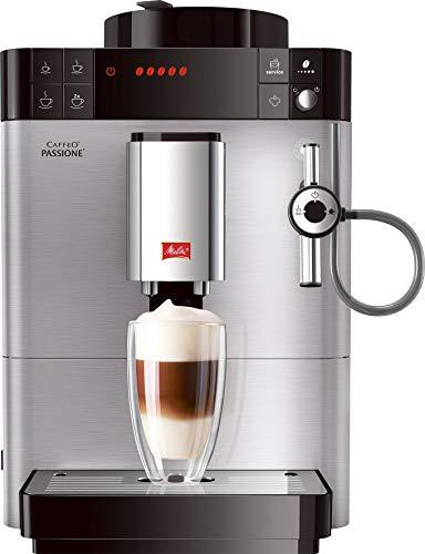 Melitta® CAFFEO Passione F54/0-100 Edelstahl