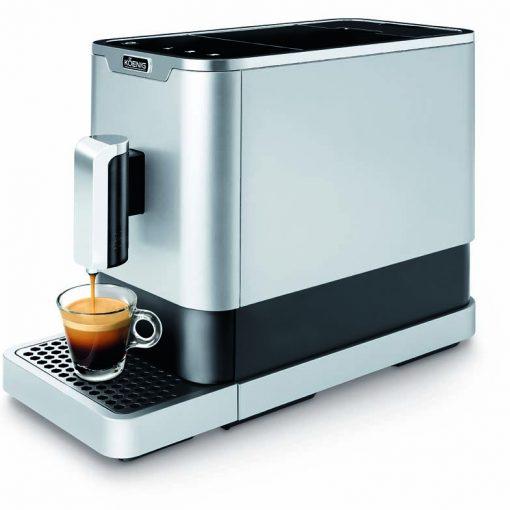 Der kleinste Kaffeevollautomat der Welt
