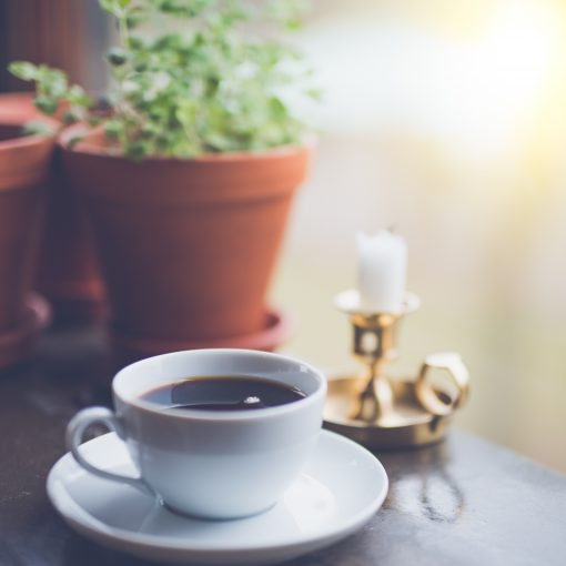 Die kleinste Kaffeepadmaschine der Welt