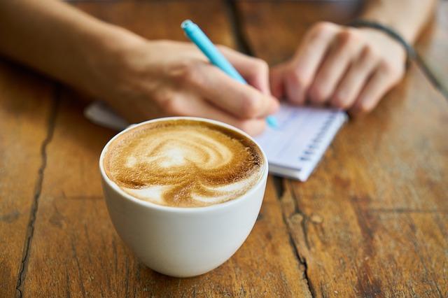 Besondere Kaffee Zitate