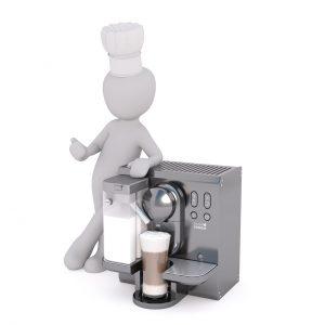 Gute Kaffeevollautomaten unter 500 Euro (mit Milchtank!)